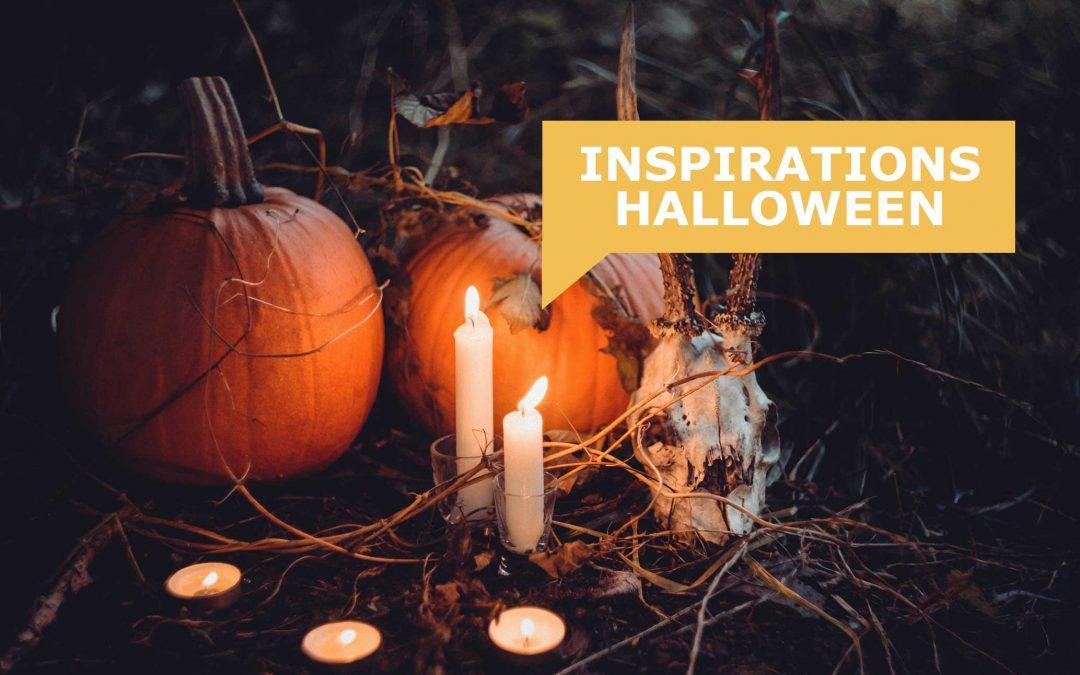 Inspirations Halloween : Téléchargez votre kit graphique !